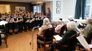 Choir Singing for Care Home Residents