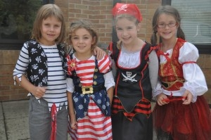 Pirate Day at School