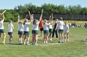 Rounders at School