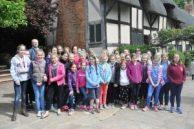 School Trip to Stratford