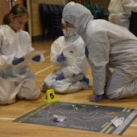 Year 6 Forensics Day