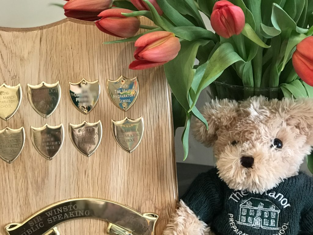 Shield and Manor Ted