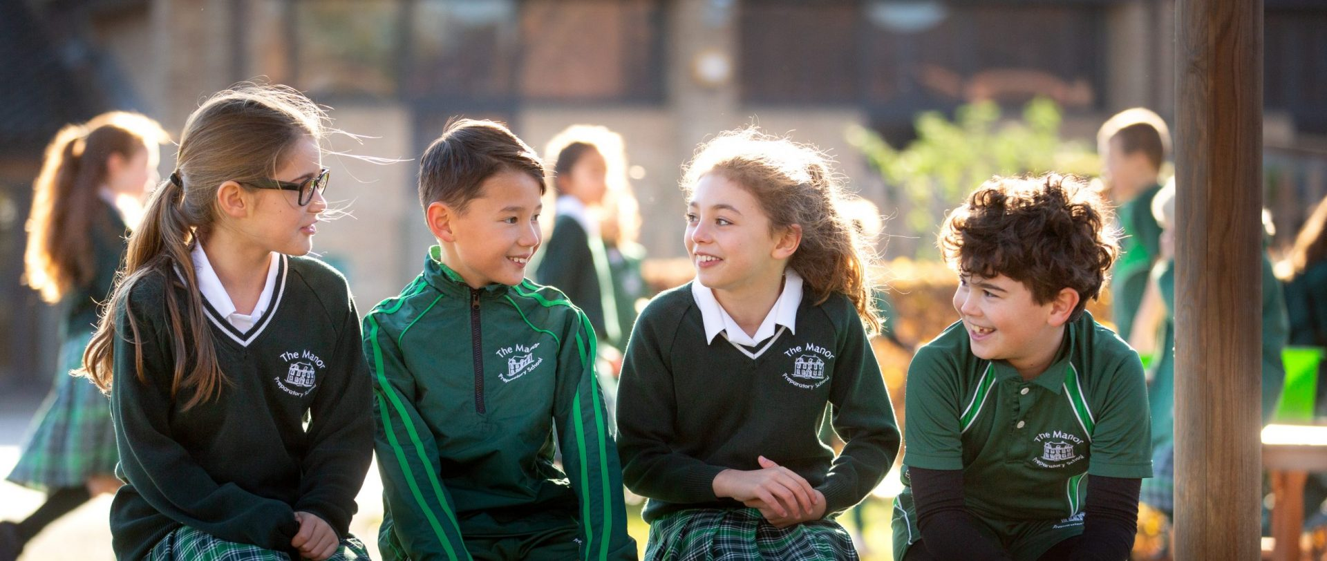 Admissions Forms for Years 3-6
